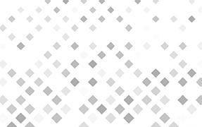 Printelt irodai üveg térelválasztó négyzet mintával